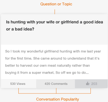 Tackle hunting's biggest questions