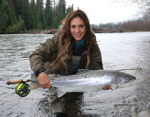 April vokey the fishing guide hunting for The girls guide to hunting and fishing