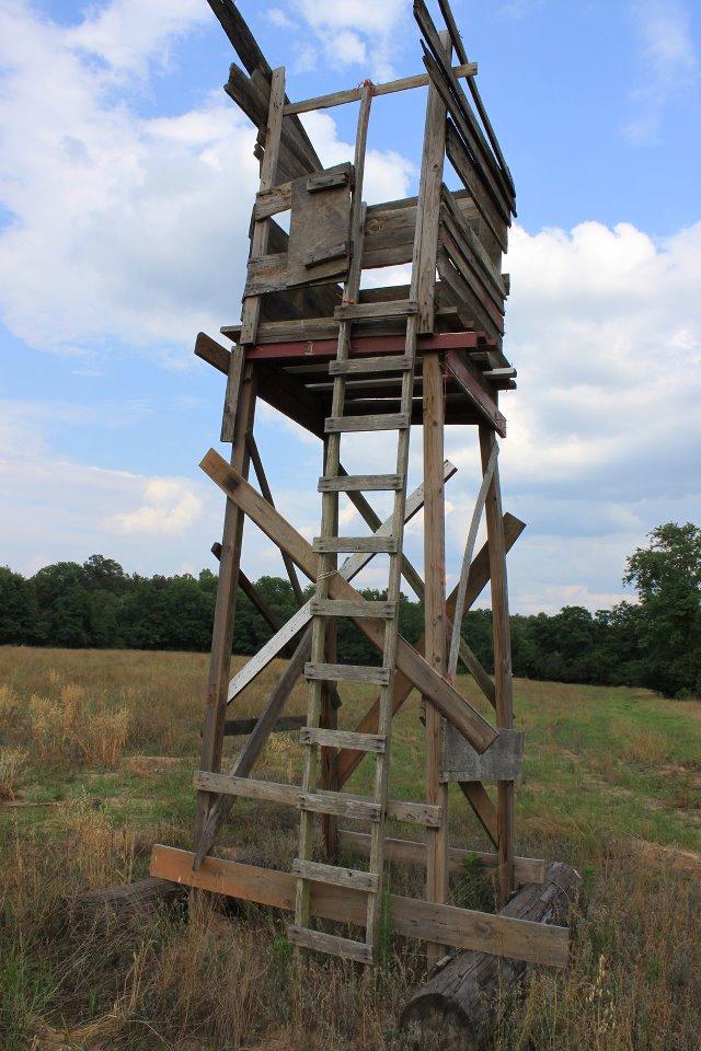 Deer Tower Stands