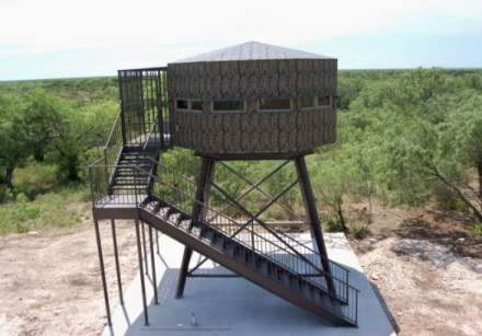 World S Nicest Tower Stand For Hunting Huntdrop