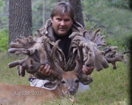 Biggest Buck Ever Killed Whitetail Deer