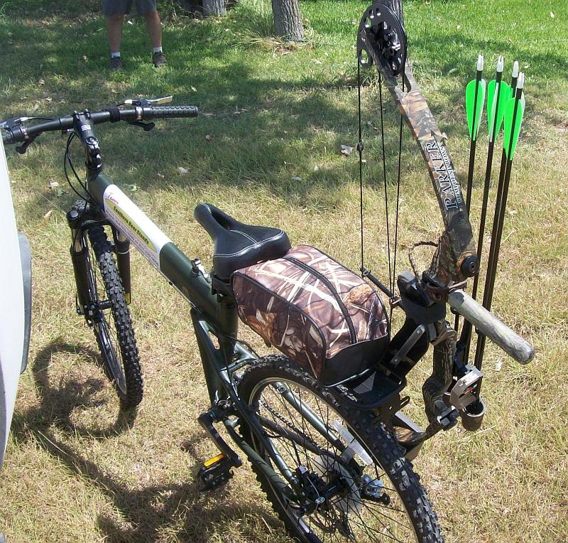 Hunting Bike Hunting