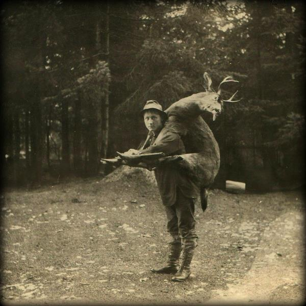 Old Hunting Pictures 105