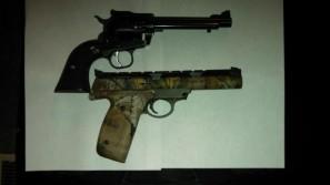 2 new guns