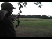 204 yd Archery Shot