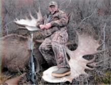 Brooks Range Bull. 73 inch wide spread.