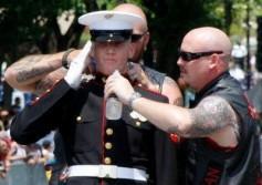 Former Marines.