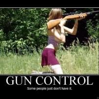 Girls and Gun Control
