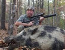 Hog or gun?