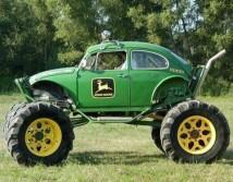 John Deere mud bug!