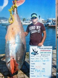 Rare Fish Caught Then Stolen