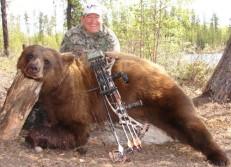 Saskatchewwan Black Bear