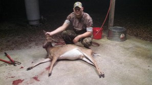 120lbs doe on public land