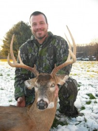 2012 Whitetails