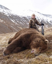 World Record Brown Bear 1,800 lbs