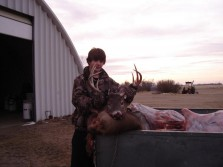 Erics Second White tail