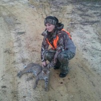 Girls of Bow Hunting