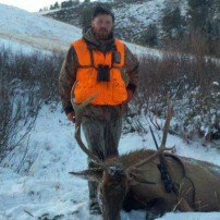 Gravelleys Elk hunt 2012