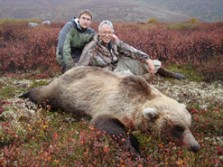 Grizzly Hunt Talkeetna Mountains