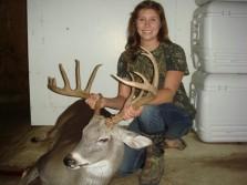 Her First Buck
