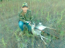 huntin in youngsport!!!