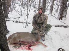 November 16th small buck
