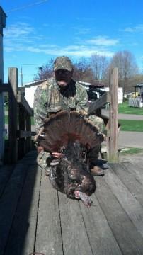 NY Turkey hunt