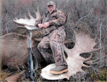 Record Moose Bagged in Alaska