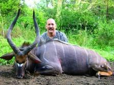 Trophy Nyala Hunting