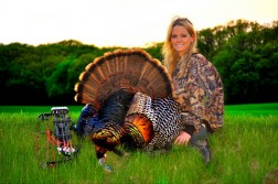 Turkey Huntress