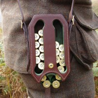 Gentleman's Shotgun Shell Carrier