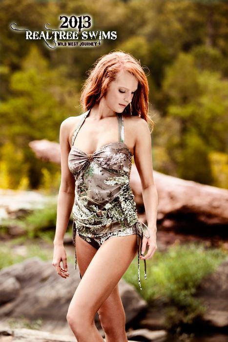 Realtree camo bikini