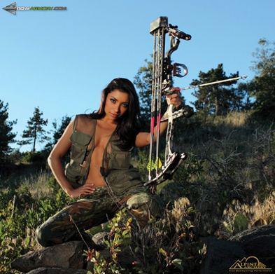 Girls hunt girls