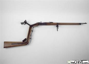 Crazy gun   Hunting