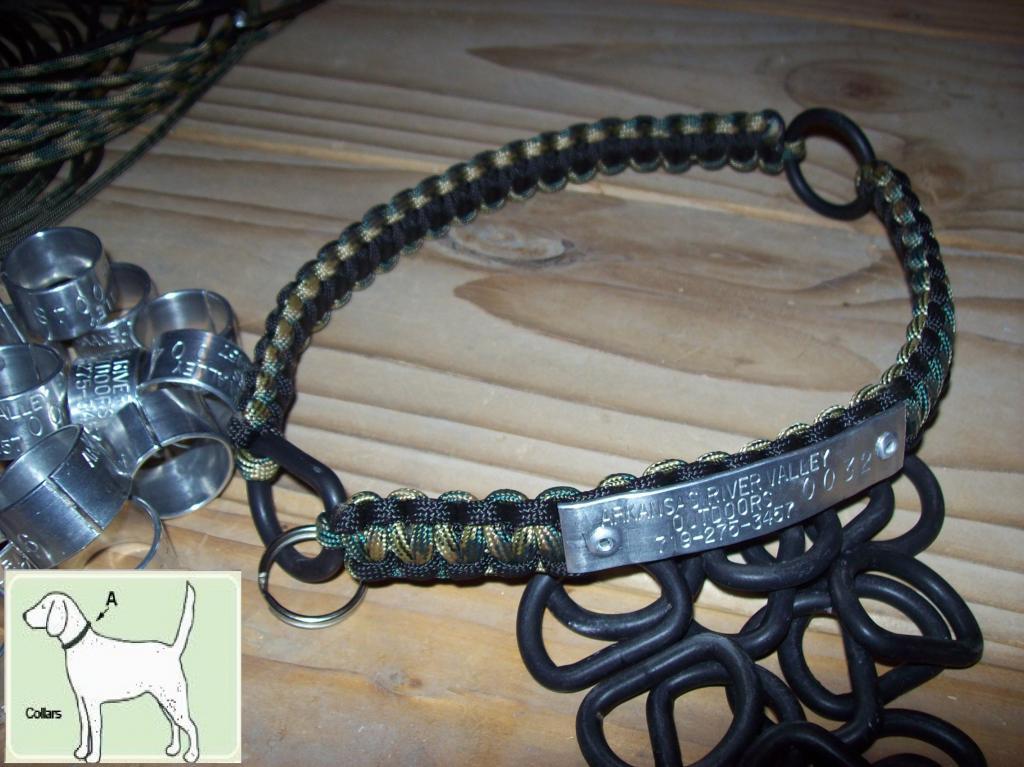 Custom Dog Collars Hunting