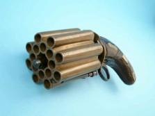 16 barrel 12 gauge!