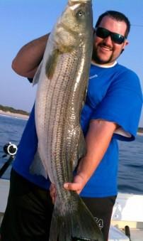 35lb Striped Bass