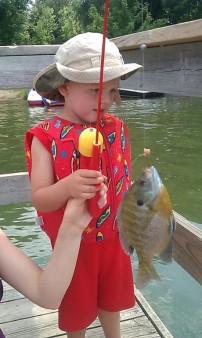 Wyatt's best fish