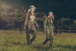 Bow Hunting Women