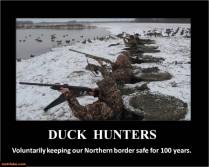 duck boarder CONTROL