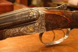 Engraved 12 gauge
