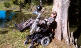 Handicapped Hunter is The Man