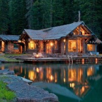 Hunting Cabin of my Dream