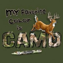 Is Camo your favorite color?