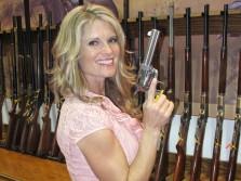 Kendra Lenseigne - Shooting Champion