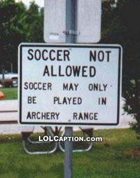 Kids go play in the Range