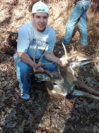 Buddys virginia 8 point