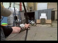Making a 60 pound PVC Bow for $10