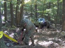 Marines at work