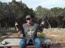 me and the FUN guns !!!